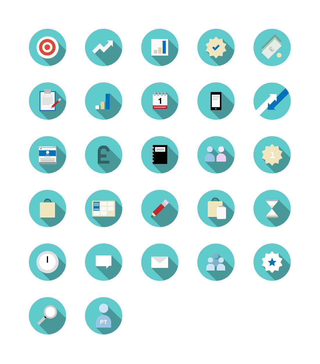 PT Portal Icon Design